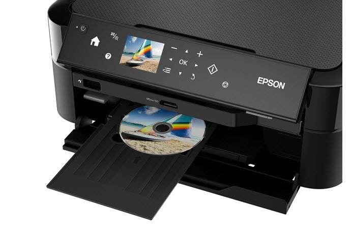Impresora Multifuncion Epson EcoTank L850 - 2