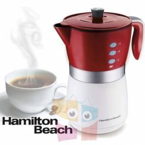 Cafetera personal Hamilton Beach BrewStation