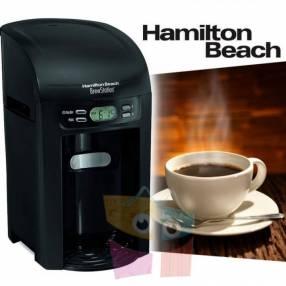 Cafetera programable Hamilton Beach BrewStation