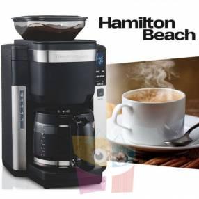 Cafetera Automática 12 tazas Hamilton Beach 45400-BZ220