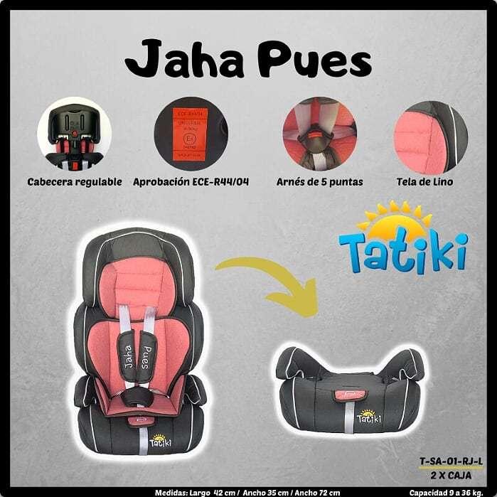 Asiento para bebé Tatiki 9 a 36 kilos 2184 - 0