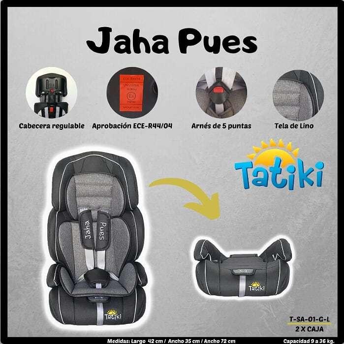 Asiento para bebé Tatiki 9 a 36 kilos 2184 - 1