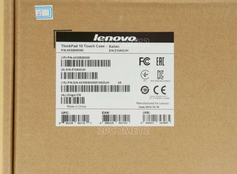 Tablet Lenovo ThinkPad 20C3 10 Tablet Z3795 1.6Ghz 2GB RAM - 1