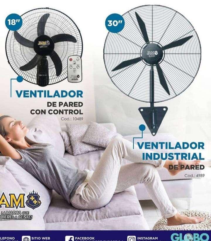 Ventilador industrial JAM - 0