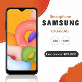 Samsung Galaxy A01 core 16 gb