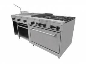 Asber cocina multiple