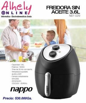 Freidora sin aceite Nappo 3.6L