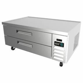 Asber base refrigerada para chef