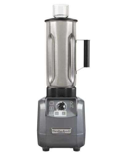 Licuadora 1.8 litros 3hp Hamilton vaso acero inoxidable - 0