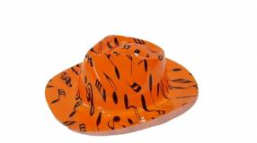 Sombrero de Plastico 1418-6
