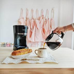Cafetera eléctrica de goteo Peabody
