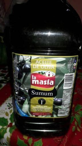 Aceite de oliva de 5 litros