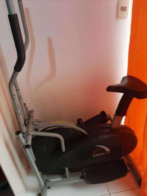 Bicicleta escaladora - 0