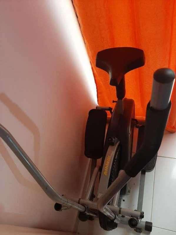 Bicicleta escaladora - 1