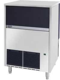 Fabricadora de hielo 650w 155kg/dia - escama brema