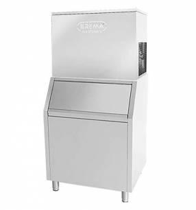 Fabricadora de hielo 200kg/dia - hielo rapido - 7 gr. Con deposito brema