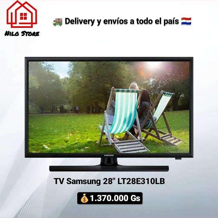 TV Samsung 28 pulgadas LT28E310 - 0