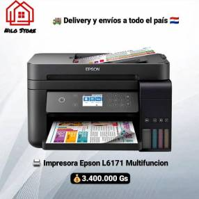Impresora Epson L6171 multifunción
