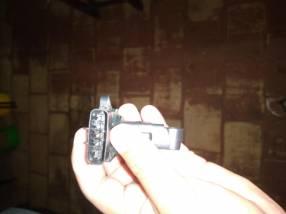 Sensor de caudalímetro