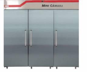 Mini cámara frigorífica para 2.900 litros