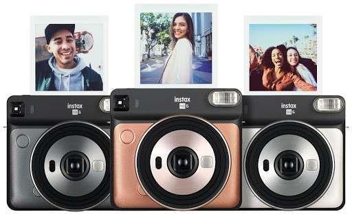 Cámara Fujifilm Instax Square SQ6 - 0