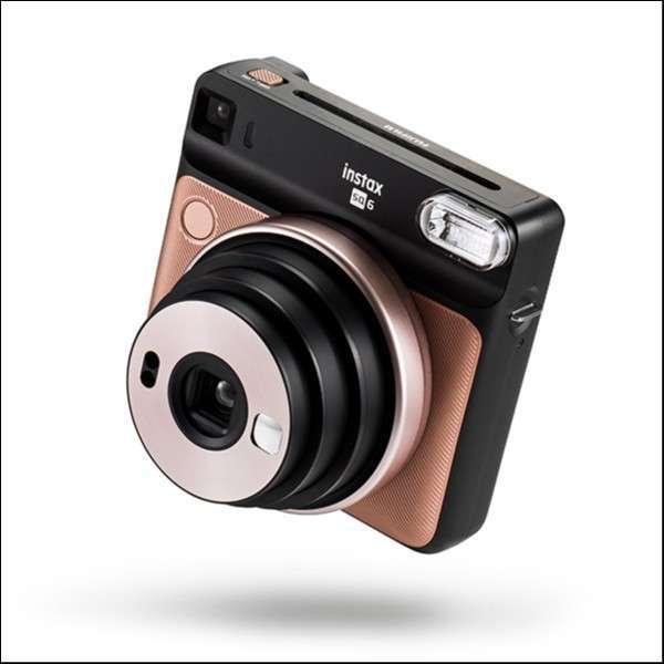Cámara Fujifilm Instax Square SQ6 - 1