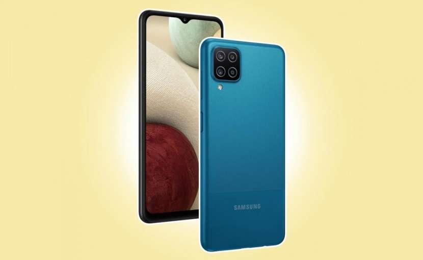 Samsung Galaxy A12 de 64 gb - 1