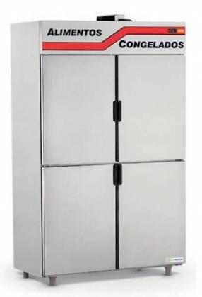 Congelador comercial 800 litros Ecosilkon