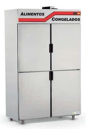 Congelador comercial 800 litros Ecosilkon - 0
