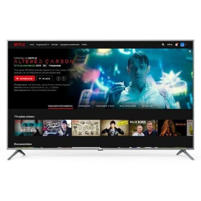 TV Smart Kolke 58 pulgadas 4K UHD - 0