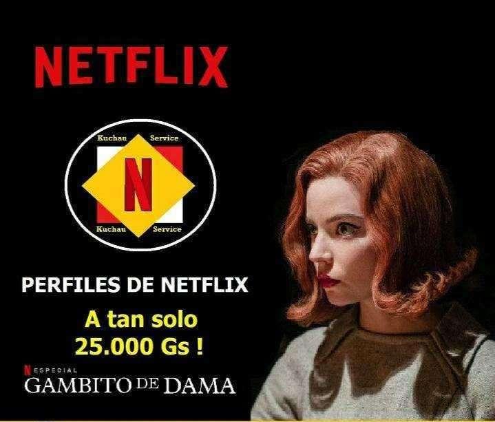Perfiles de Netflix - 0