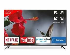 Smart TV de 55 pulgadas FHD