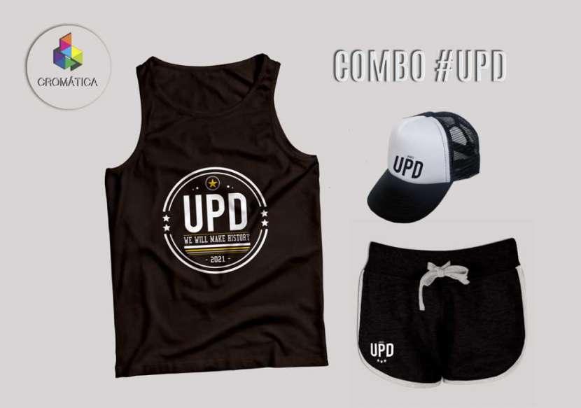 Remeras UPD 2021 - 1