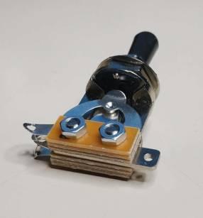 Switch/Interruptor para guitarra eléctrica