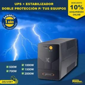 UPS Infosec 700VA