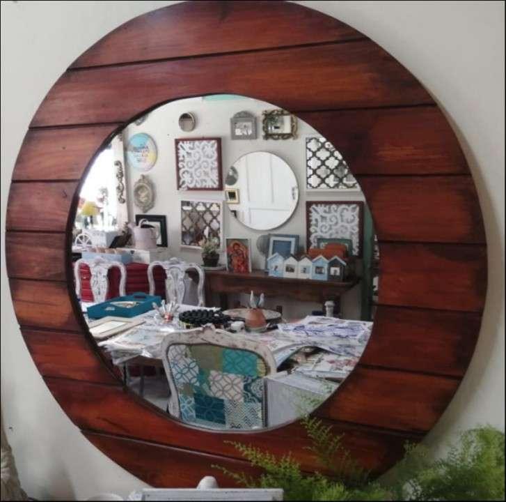 Espejo oval - 0