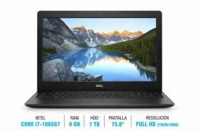 Notebook Dell i7 FHD