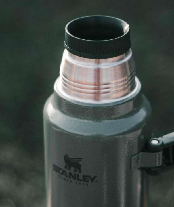 Termo Stanley de acero inoxidable original - 2
