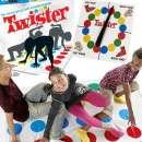 Juego twister con ruleta - 0