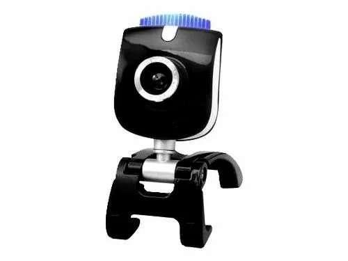 Webcam Dr. Hank V155 con microfono, 20MP - 0