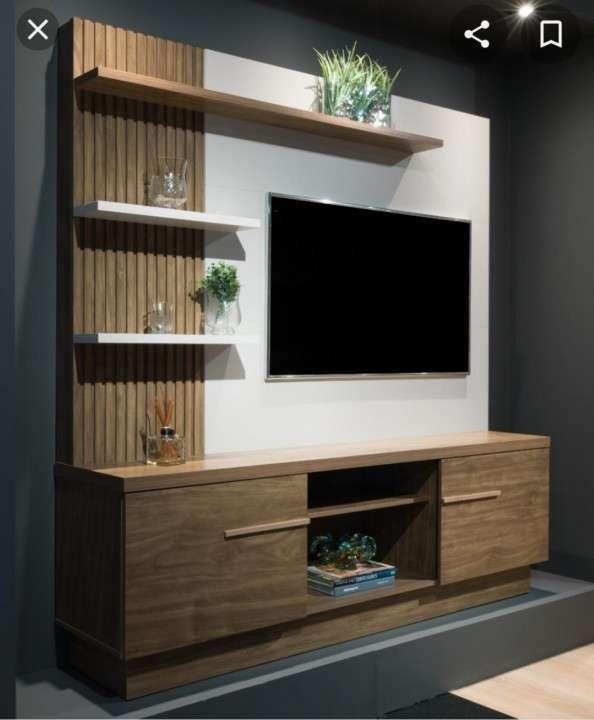 ESTANTE PARA TV HOME ITAIPU MOVEL   (2713) - 0