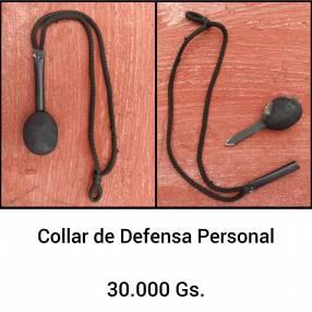 Collar de defensa personal