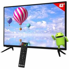 Smart TV Mox MOMLED4330 de 43 pulgadas