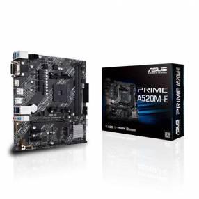 Placa madre Asus Prime A520M-E AM4