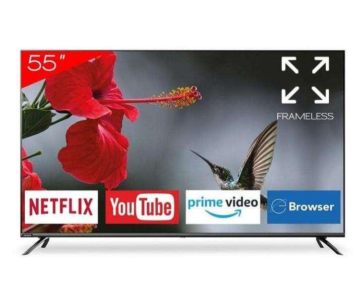 Smart TV de 55 pulgadas FHD - 0