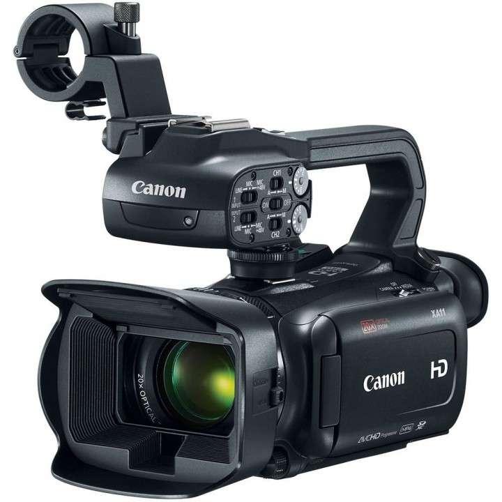 Cámara filmadora Canon XA11 - 0