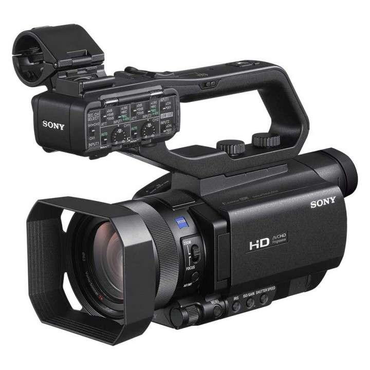 Cámara filmadora Sony HXR-MC88 - 0