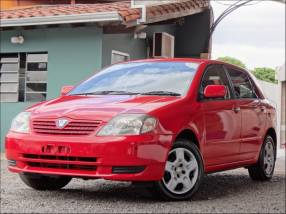 Toyota Allex S 2001 motor vvtl-i 1.8 naftero automático