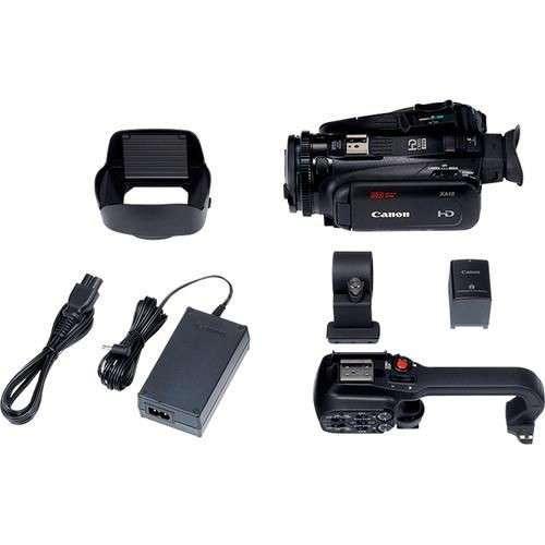 Cámara filmadora Canon XA11 - 3