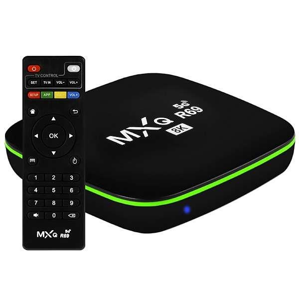 TV Box MXQ R69 - 5